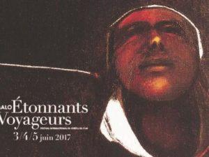 Festival international du livre et du film : Étonnants Voyageurs