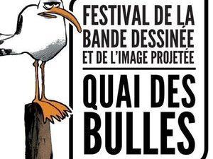 Quai des Bulles - premier dessin - 26 / 29 octobre