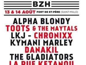 Le Festival NO LOGO, les 13 et 14 août pour la 1ère fois en Bretagne !