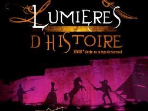 Lumière d'histoire – Son et lumière à Saint-Malo