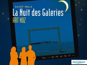 Nuit des galeries, Art Noz