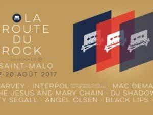 Route du Rock cet été à Saint-Malo