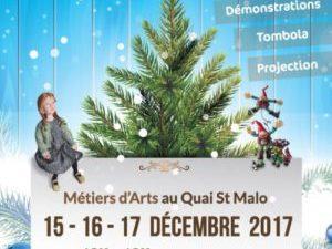 """Malo métiers d'art: """"Atelier de Noël d'artisans d'art"""""""