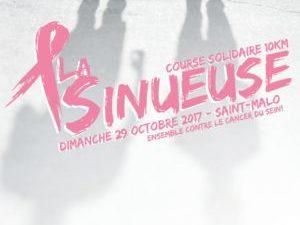 La SINUEUSE by Sinoo, course à pied à Saint-Malo