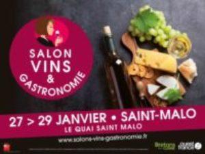 Salon Vins et Gastronomie de Saint-Malo
