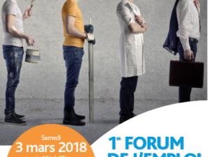Forum de l'emploi #1