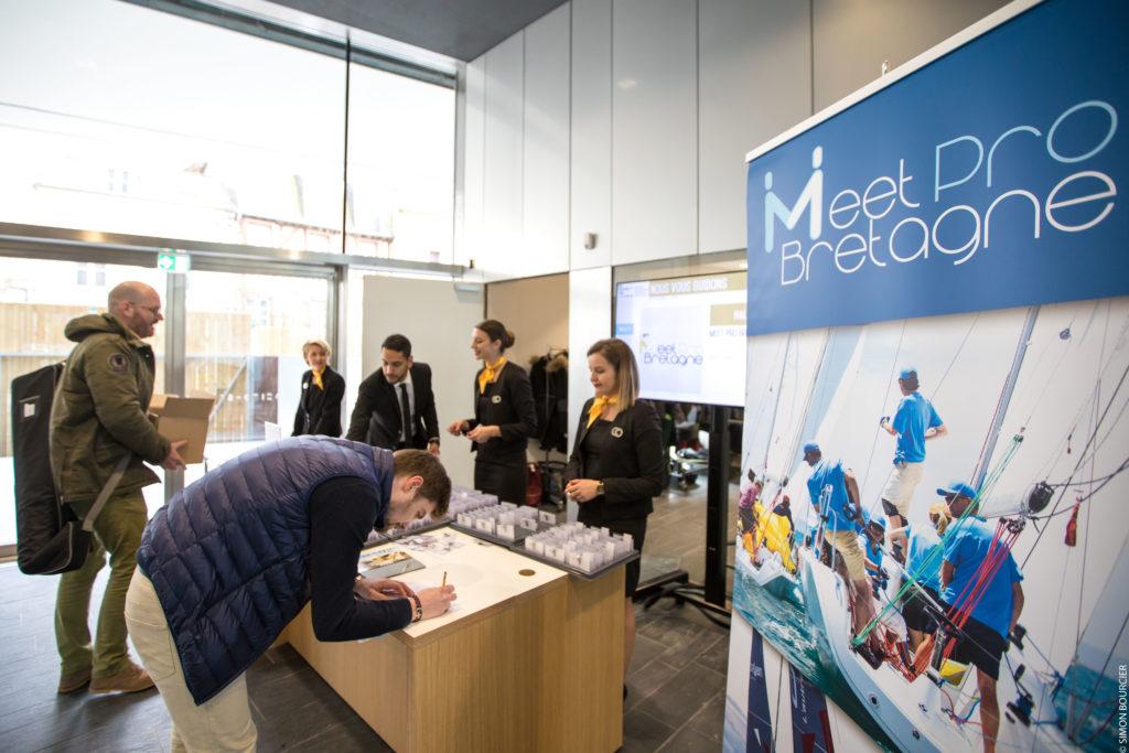 MEETPRO BRETAGNE 2018sbourcier_le Quai St-Malo arrive