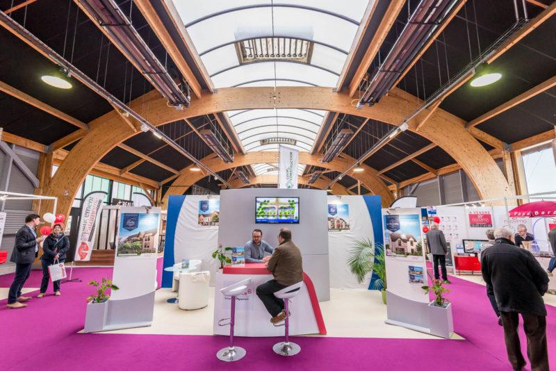 Salon de l 39 habitat et de l 39 immobilier de saint malo 2018 for Salon de l habitat bretagne