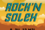 logo du festival ROCK'N SOLEX 2018