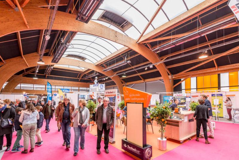 retour en images _salon habitat et immobilier de Saint- Malo 2018