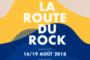 Affiche de La Route du Rock Collection été 2018