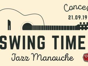 BRUNCH MUSICAL avec Swing Time à VINTAGE EXPO