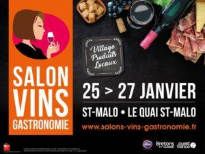 Nouvelle édition du SALON DES VINS & DE LA GASTRONOMIE