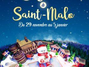 MARCHE DE NOEL ST-MALO 2019