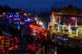 montrer la joie de la fête foraine à Saint-Malo