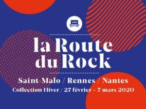 LA ROUTE DU ROCK A LA GRANDE PASSERELLE