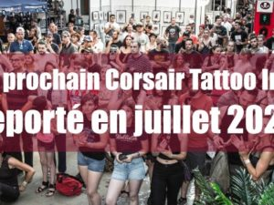 LE CORSAIR TATOO INK